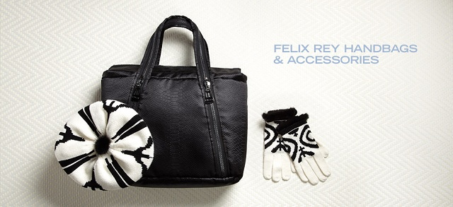Felix Rey Handbags & Accessories at MYHABIT