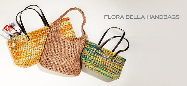Flora Bella Handbags at MYHABIT