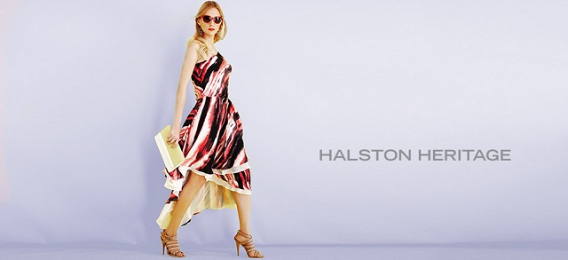 Halston Heritage at MYHABIT