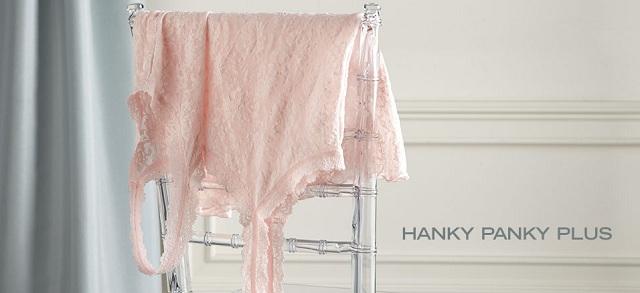 Hanky Panky Plus at MYHABIT