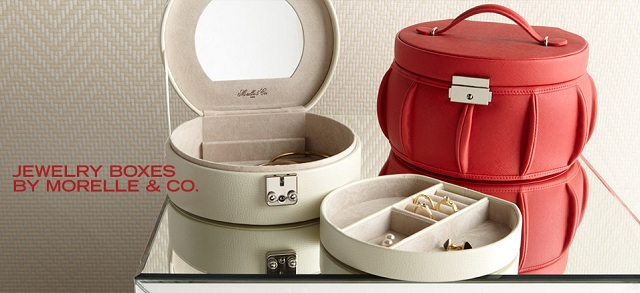 Jewelry Boxes by Morelle & Co. at MYHABIT