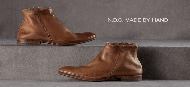 N.D.C. Made By Hand at MYHABIT