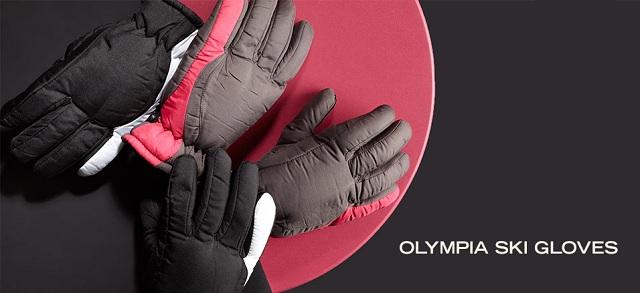 Olympia Ski Gloves at MYHABIT