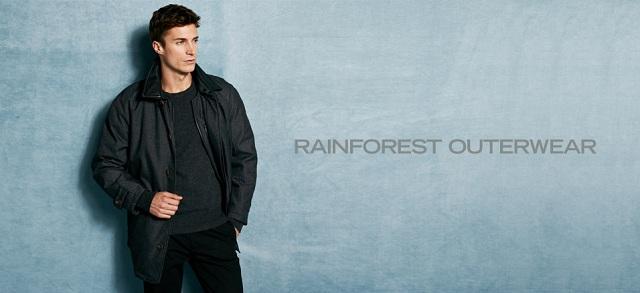Rainforest Outerwear at MYHABIT