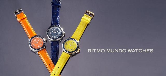 Ritmo Mundo Watches at MYHABIT