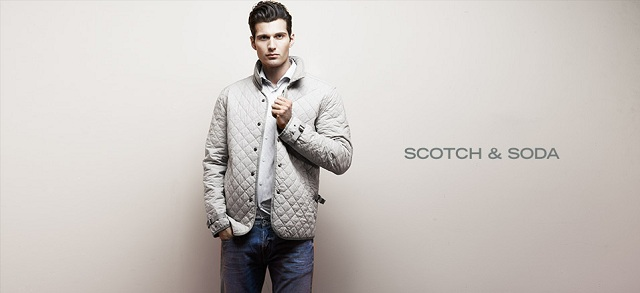 Scotch & Soda at MYHABIT