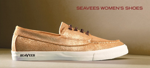 SeaVees Women's Shoes at MYHABIT