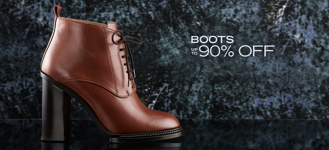 Up to 90% Off Boots at MYHABIT