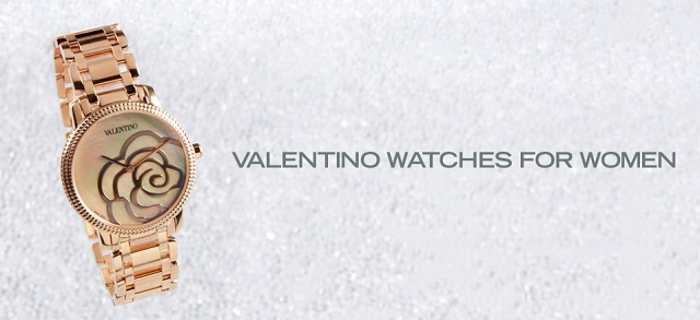 Valentino Watches for Women at MYHABIT