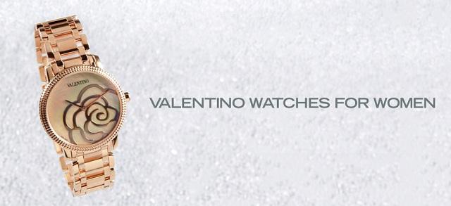 Valentino Watches for Women at MYHABIT
