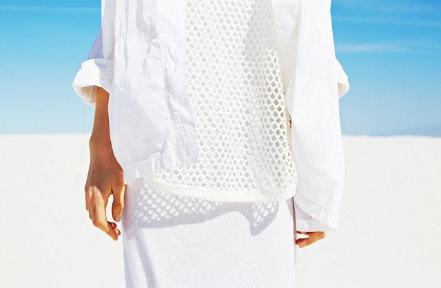 Versace Hooded Windbreaker