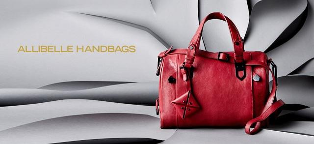 Allibelle Handbags at MYHABIT