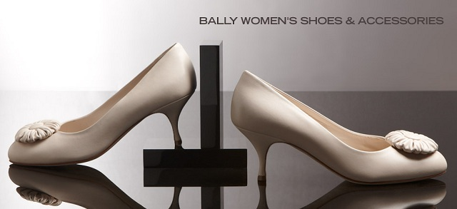 Bally Women's Shoes & Accessories at MYHABIT
