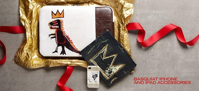 Basquiat iPhone and iPad Accessories at MYHABIT