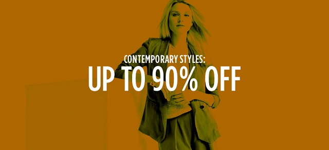 Contemporary Styles: Up to 90% Off at MYHABIT