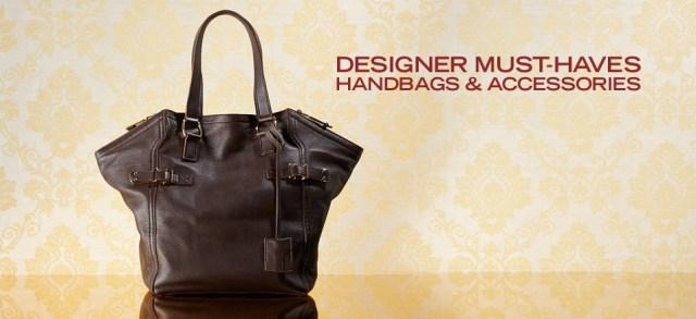 Designer Must-Haves: Handbags & Accessories at MYHABIT