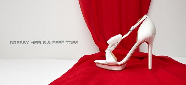 Dressy Heels & Peep-Toes at MYHABIT