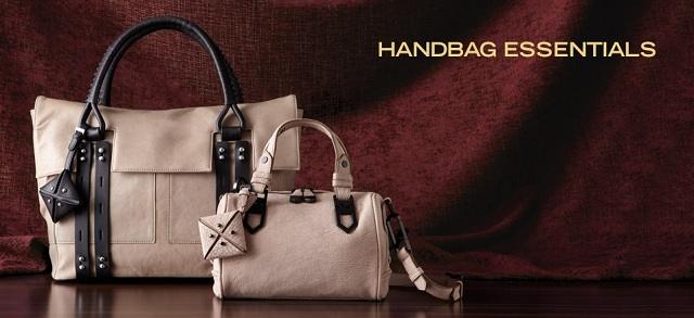 Handbag Essentials at MYHABIT