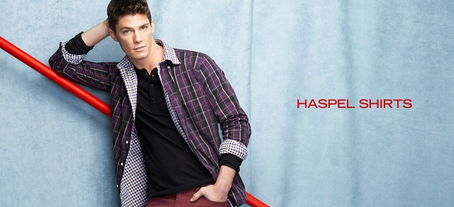 Haspel Shirts at MYHABIT