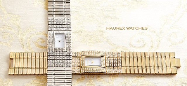 Haurex Watches at MYHABIT