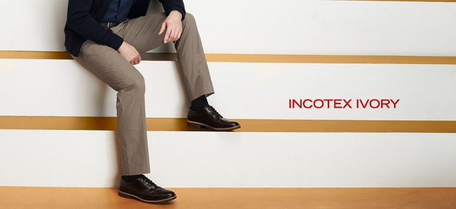 Incotex Ivory at MYHABIT