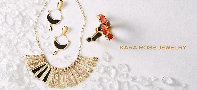 Kara Ross Jewelry at MYHABIT
