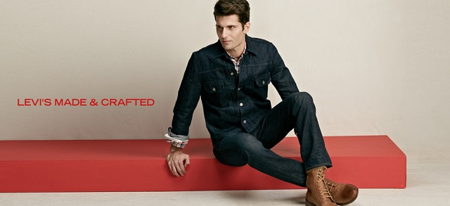 Levi's Made & Crafted at MYHABIT
