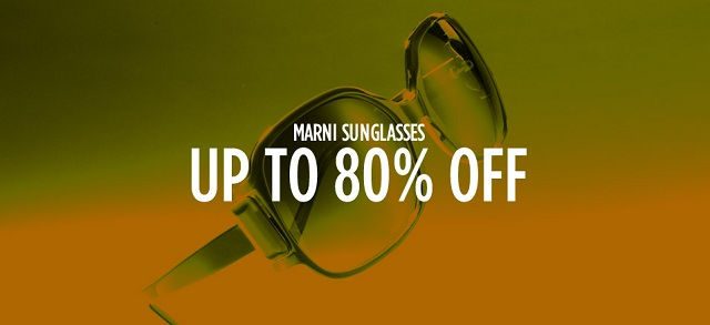 Marni Sunglasses: Up to 80% Off at MYHABIT