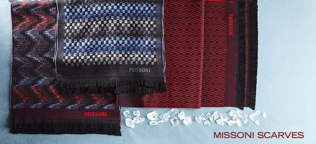 Missoni Scarves at MYHABIT