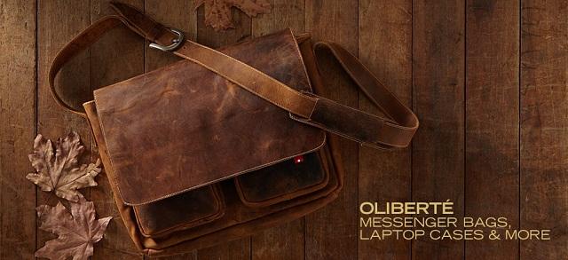 Oliberté: Messenger Bags, Laptop Cases & More at MYHABIT