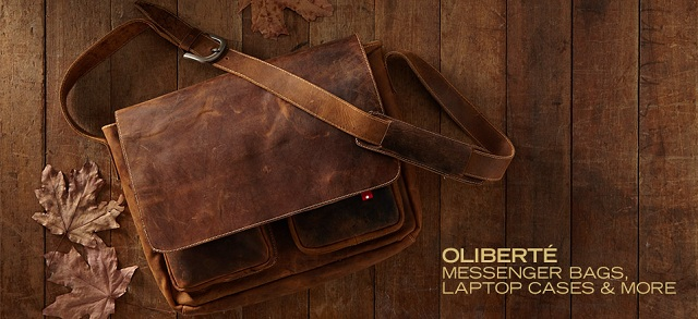 Oliberté: Messenger Bags, Laptop Cases & More at MYHABIT