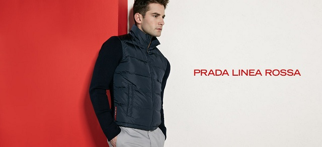 Prada Linea Rossa at MYHABIT