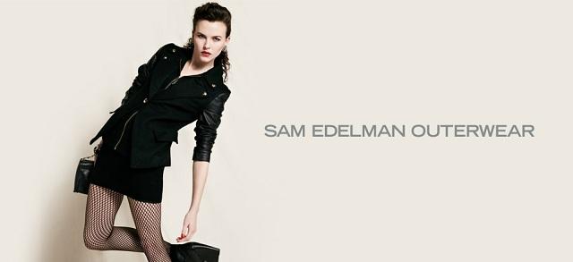 Sam Edelman Outerwear at MYHABIT