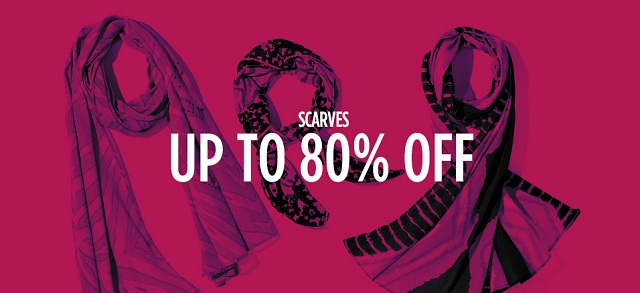 Scarves: Up to 80% Off at MYHABIT