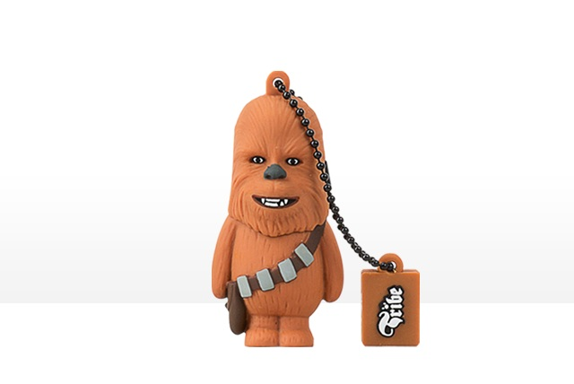 Tribe Star Wars Chewbacca-USB-Flash-Drive