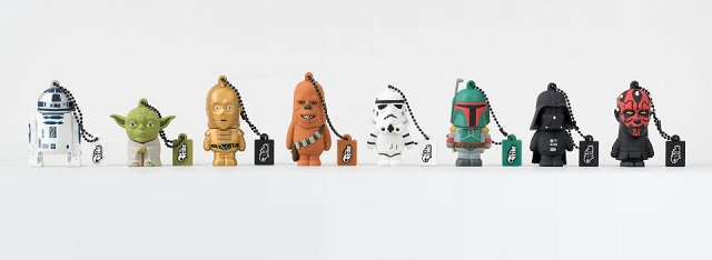 Tribe Star Wars USB Flash Drives_1