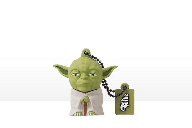 Tribe Star Wars Yoda-USB-Flash-Drive