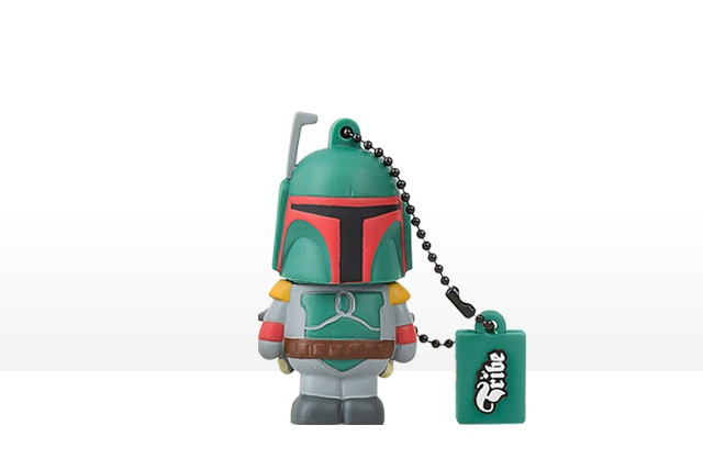 Tribe Star Wars boba-USB-Flash-Drive
