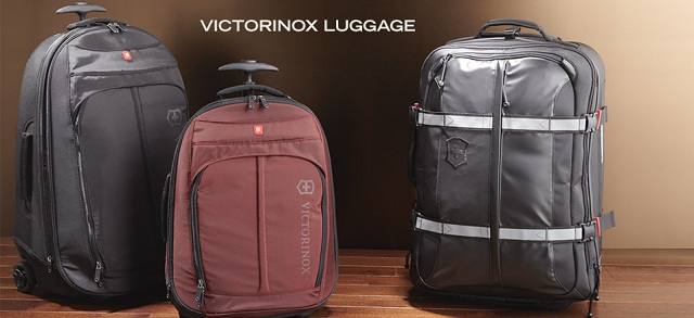 Victorinox Luggage at MYHABIT