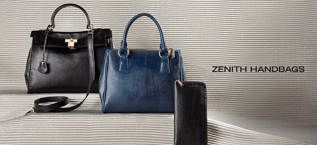 Zenith Handbags at MYHABIT