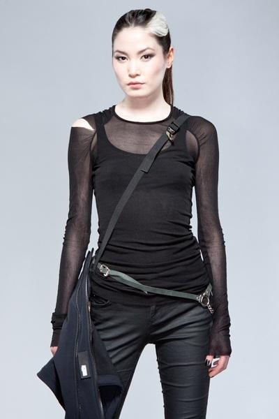 Acronym SS-JF1B Women's 3XDRY Softshell Jacket_13