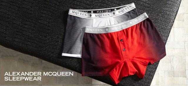 Alexander McQueen Sleepwear at MYHABIT