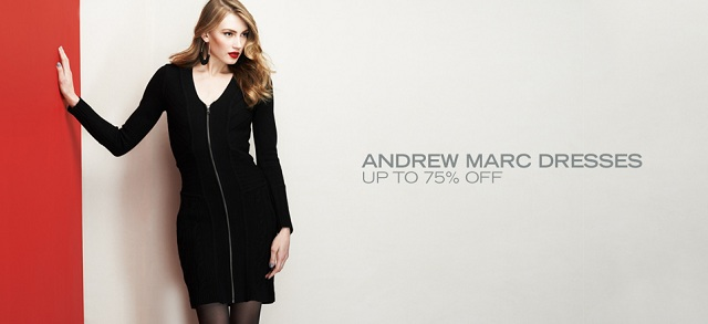 Andrew Marc Dresses: Up to 75% Off at MYHABIT