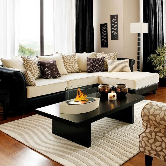 Anywhere Fireplace Lexington Tabletop Ethanol Fireplace_4