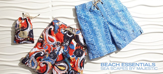 Beach Essentials: Sea Scapes by Majestic at MYHABIT
