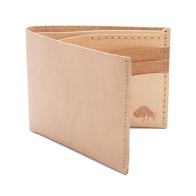 Bison Made 8 Pocket Wallet