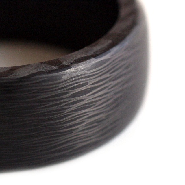 Black Badger Sidecut Solid Carbon Fiber Ring_2