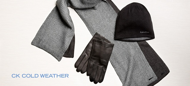 CK Cold Weather at MYHABIT