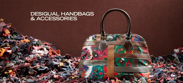 Desigual Handbags & Accessories at MYHABIT