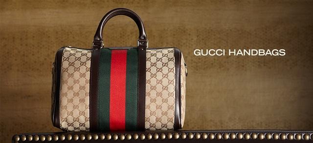 GUCCI Handbags at MYHABIT